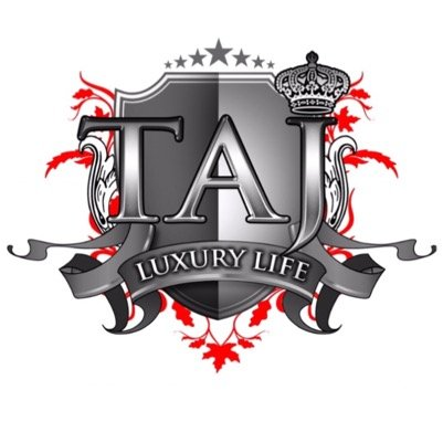 TAJ LUXURY LIFE LOGO