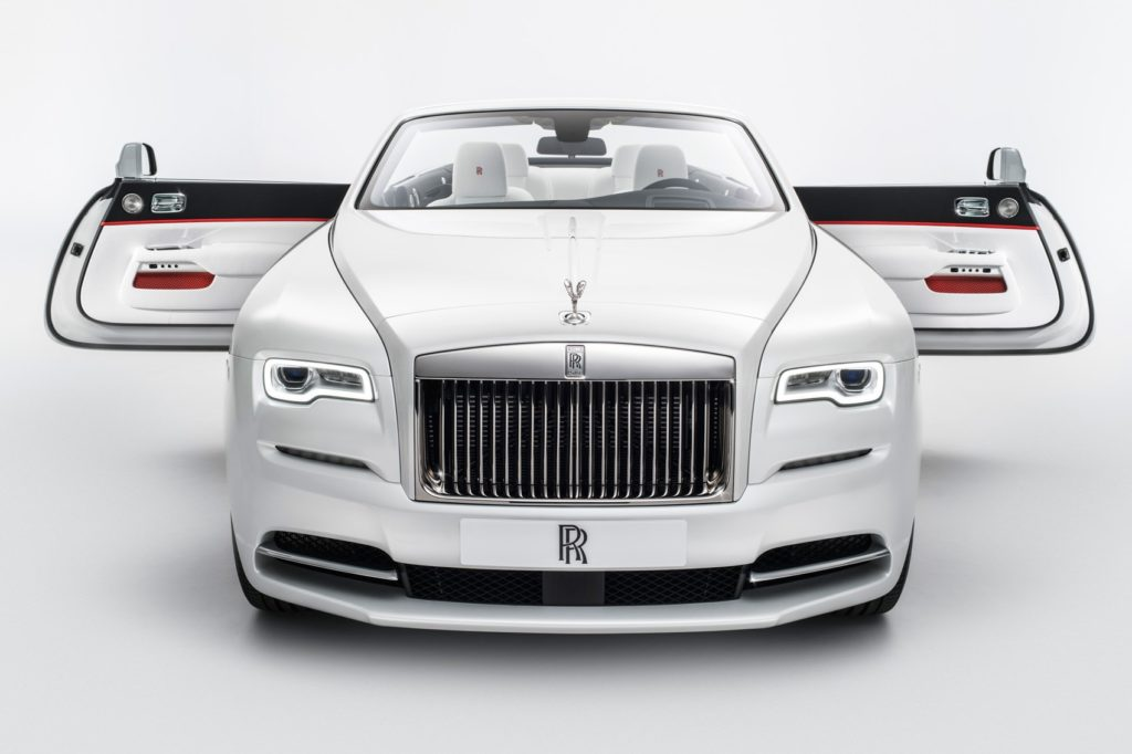 TAJ LUXURY LIFE ROLLS ROYCE DAWN